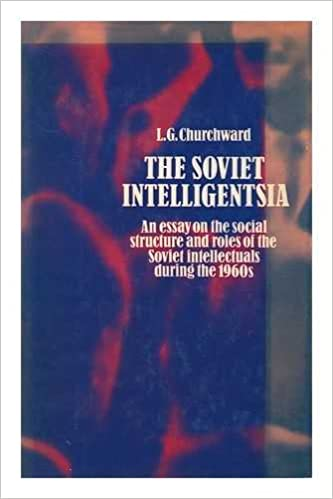 How To Write A Thesis Sentence For An Essay The Soviet Intelligentsia An Essay On The Social Structure And Roles Of  Soviet Intellectuals During The S L G Churchward   Amazoncom  Othello Essay Thesis also Essay Learning English The Soviet Intelligentsia An Essay On The Social Structure And  Science Essay Topics