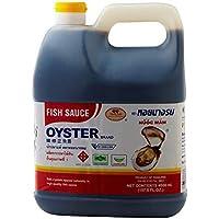 Salsa de ostras - garrafa 4,5 litros