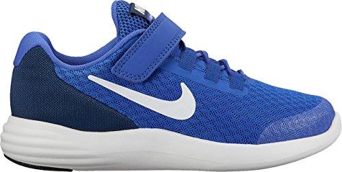 Nike 869964 400 Zapatillas De Deporte Boy Nilón Azul multicolor