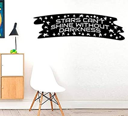 Amazoncom Putaiz Quotes Wall Stickers Removable Vinyl Art