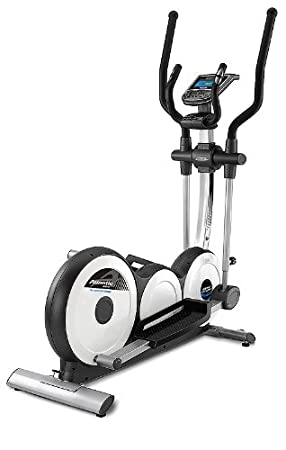 BH Fitness Crosstrainer G2525 Atlantic Program - Bicicleta Elíptica Atlantic Program