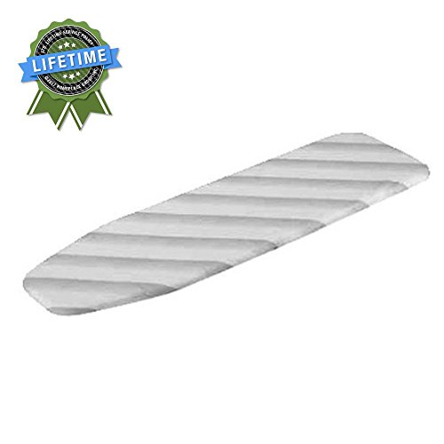 (Replacement Heat-Resistant Ironing Board Cover for Wall Mounted Ironing Boards)