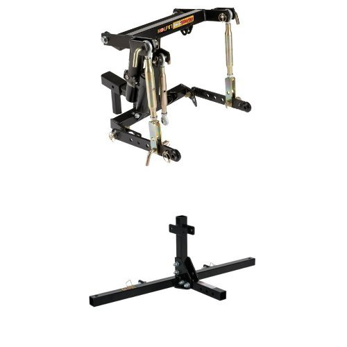 Kolpin 3-Point Hitch System with 48 Inch Accessory Tool Bar
