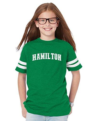 Canadian States Hamilton Canada Unisex Youth Shirts Jersey