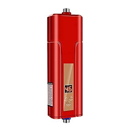 Bluelover Calentador De Agua Instantáneo Sin Tanque Interior Eléctrico De 5500W Para El Calentador De Agua