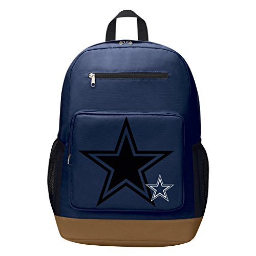 The Northwest Company NFL Dallas Cowboys Playmaker Backpack Playmaker Backpack, Blue, One Size