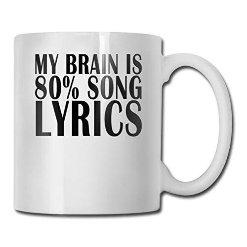 Riokk Az My Brain is 80% Song Lyrics