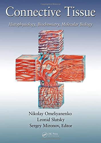 Collagen Connective Tissue - Connective Tissue: Histophysiology, Biochemistry, Molecular Biology