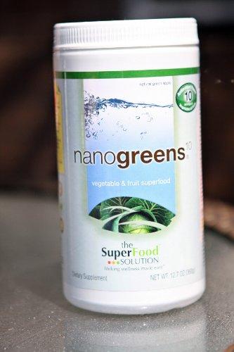 Phar NanoGreens 10, 12,7 onces (emballage peut varier)