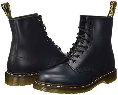 8 11822212 Boot Martens BROWN Eye Dr cuero Azul Botas 1460 unisex de OSZqTE