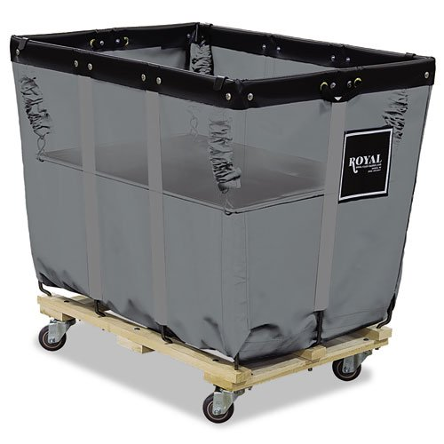 (Royal Basket Trucks Spring Lift, Gray, Steel/Vinyl, 16 x 26 - Includes one lift.)