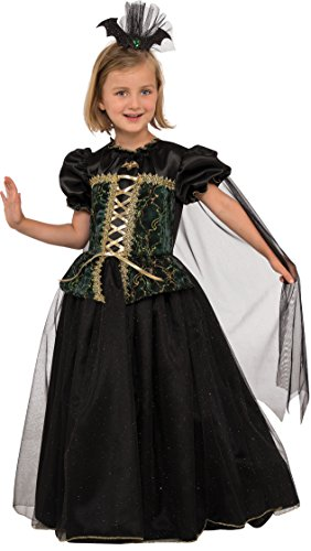 Modern Vampire Girl Costumes - Rubie's Costume Child's Princess Battina Costume,