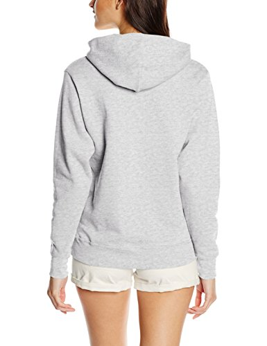 Femme The Loom Of Gris heather nbsp;capuche shirt Sweat Fruit Grey Grey À aEwq805xd