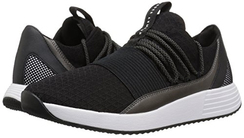 Lace Chaussures De Noir blanc blanc Ua W Femme Under Breathe Armour Fitness qwUIx6X