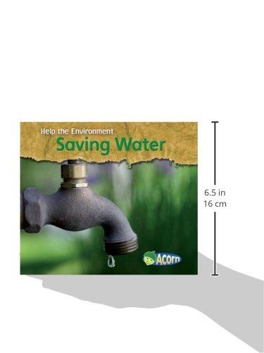 Saving Water (Help the Environment)