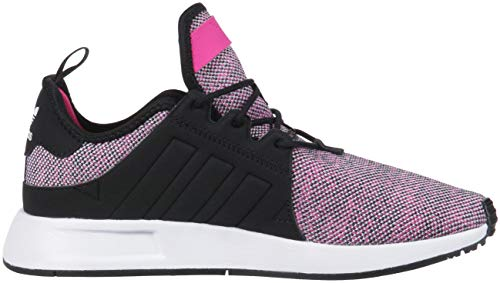 adidas Originals Unisex X_PLR Running Shoe, Shock Pink/Black/White, 3.5 M US Big Kid by adidas Originals (Image #7)