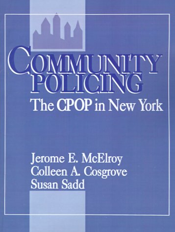 Community Policing: The CPOP in New York