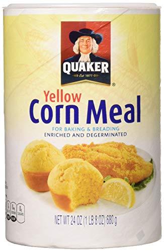 (Quaker Yellow Corn Meal, 24 Ounce)