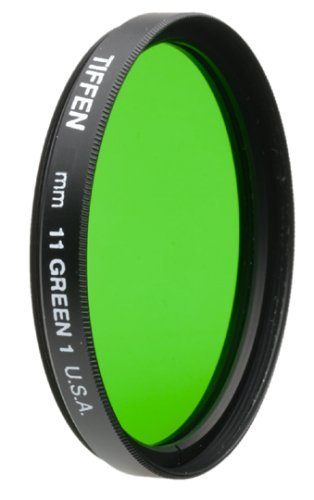Tiffen 72mm 11 Filter (Green) by Tiffen