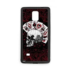 Samsung Galaxy Note 4 Cell Phone Case Black Aces of Anarchy M4F3XW