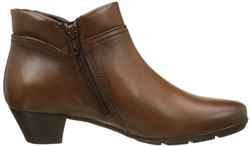 Gabor Damer Grundlæggende Støvler, Rød Brun (sadel (virkning))