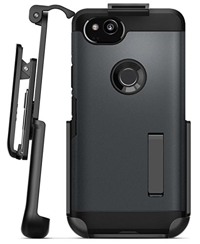 Encased Belt Clip Holster fits Spigen Tough Armor Case - Google Pixel 2 (case not Included)