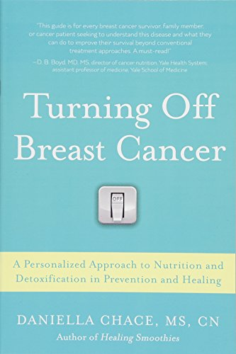 Turning Off Breast Cancer: A Personalized Approach to Nutrition and Detoxification in Prevention and Healing (Personalized Breast)