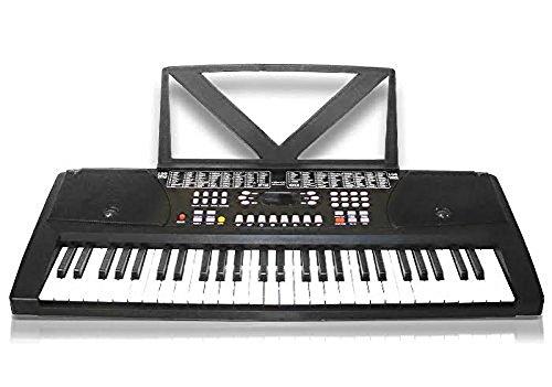 Directly Cheap Digital Pianos-Home, 54 Key (000-BT-KB54-BK)
