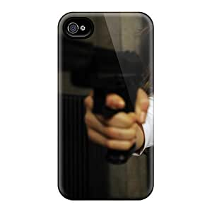 Fashionable Style Cases Covers Skin For Iphone 6- Chloe Moretz In Kick Ass