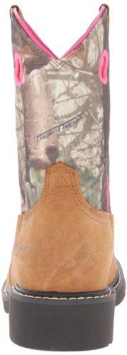 Ariat Women Fatbaby Cowgirl Steel Toe Boot Da Cowboy Occidentale Tostato Ramato / Camou