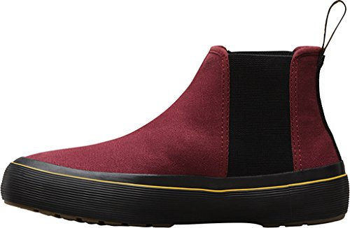 Dr Unisex Martens On Slip Phoebe rosso Adulto P41PC