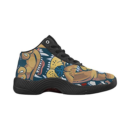 D-histoire En Colère Bouledogue Basket Chaussures Chaussures De Course Boost Espadrilles