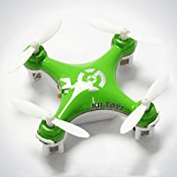 KiiToys X-10 4 Channels Radio Control Quadcopter, Color may vary