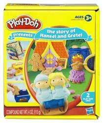 Play Doh - The Story of Hansel and Gretel