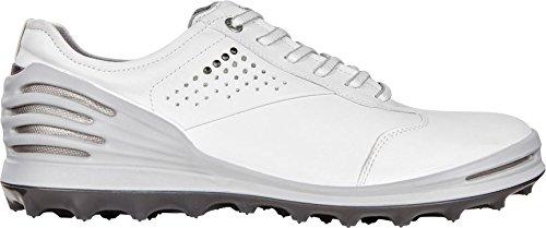 エコー ECCO メンズ シューズ スニーカー ECCO Cage Pro Golf Shoes [並行輸入品] B07CNBVJXX