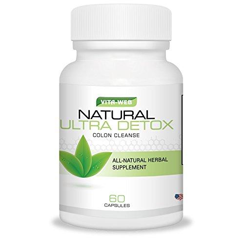 Colon Cleanse-All Naturel- * perdre du poids, éliminer les toxines * -Promotes Colon Santé-Works rapide ou Garantie de remboursement