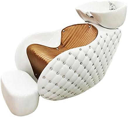 Crisnails® Kit Lavacabezas con Sillones de Salón Peluquería ...