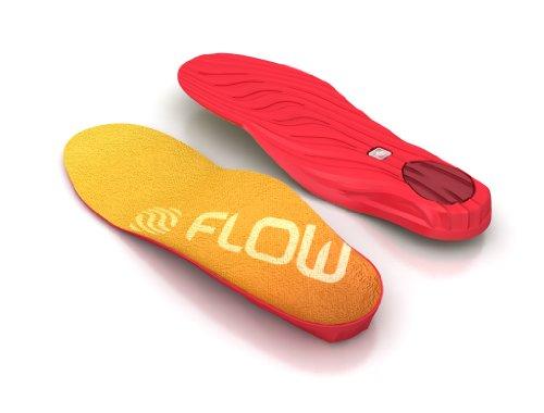 Spenco Polysorb Flow Insoles, Warm, Women Size 11-12 / Men Size 10-11