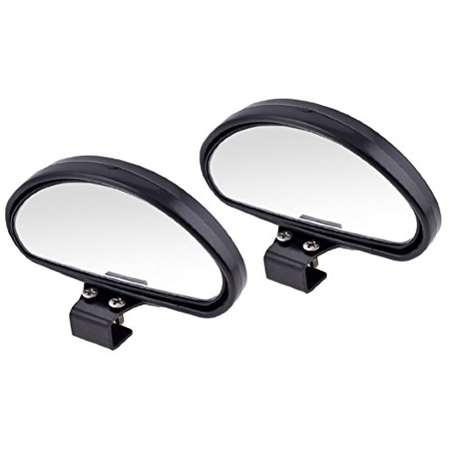 r Blind Spot Wide Angle Rear Side View Mirror Vehicle Suv Truck Motorcycle ()