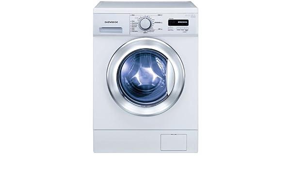 Daewoo dwd-f2282 Lava Ropa 7 kg: Amazon.es: Grandes electrodomésticos