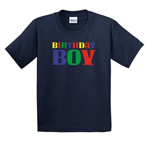 Birthday Boy Cute Youth T Shirt