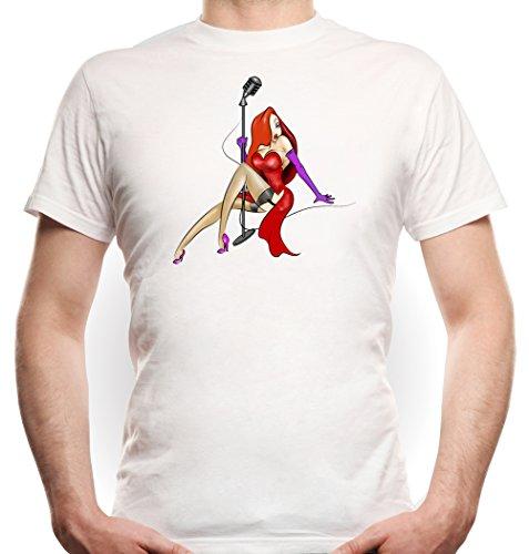 Rabbit Micro T-Shirt White Certified Freak