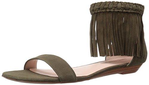 Nine West Womens Wanderlust Suede Dress Sandal