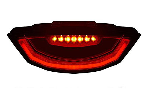 Integrated Led Tail Light in US - 3
