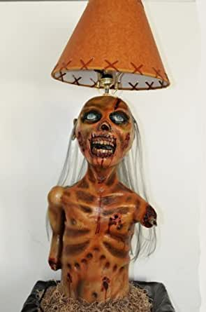 Zombie Table Lamp