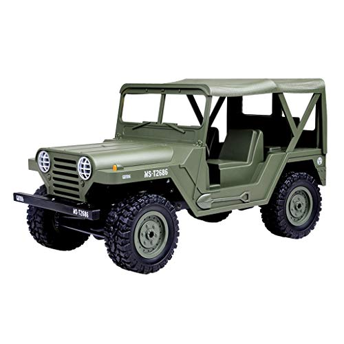 Fityle 1:14 Scale M151 Jeep Remote Control Cars 2.4G, used for sale  Delivered anywhere in USA
