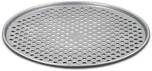 Cuisinart Chef's Classic Nonstick Bakeware 14-Inch Pizza Pan, Silver