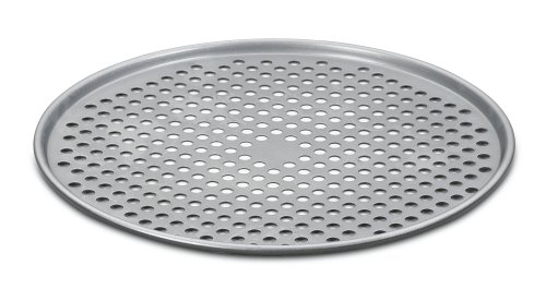 Cuisinart AMB-14PP Chef's Classic Nonstick Bakeware 14-Inch Pizza Pan (Sheets Pizza)
