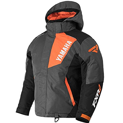Youth Yamaha Squadron Jacket (10), used for sale  Delivered anywhere in Canada