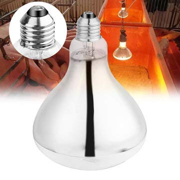 - E27 100W 150W 175W 250W Poultry Puppies Dog Kittens Piglets Animals Heat Lamp Pet Bulb AC110-240V - LED Light Bulbs Others - (175W) - 1x E27 LED Light Bulb